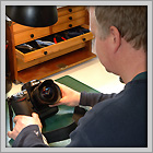 Service and repair all types of digital and 35mm cameras